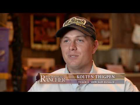 The American Rancher featuring V8 Ranch and Ranch House Designs 2016