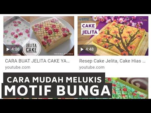 viral-!!!-tutorial-cara-membuat-motif-bunga-pada-cake-jelita-|-gampang-banget
