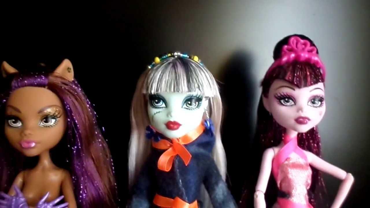 Как сделать серёжки своими руками для кукол
