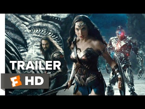 Justice League Trailer #1 (2017) | Movieclips Trailers