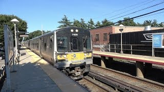 LIRR - New Hyde Park - Express Trains Pass the Station