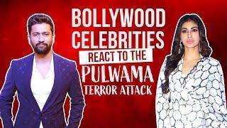 Pulwama terror attack: Mouni Roy, Vicky Kaushal & Others on the disastrous attack | Pinkvilla