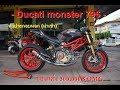 Ducati monster 796 ???????? 300,000? ???????????? (?????????) My Got Racing.
