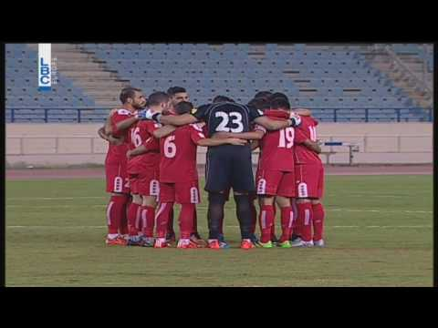 Friendly Game - Lebanon vs Palestine