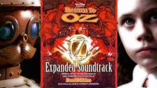 Return to Oz OST 04  Ozma In Reflection
