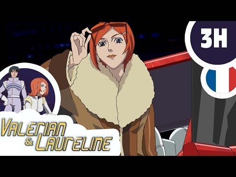 VALERIAN & LAURELINE - 3 heures - Compilation #01