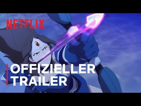 DOTA: Dragon's Blood | Offizieller Trailer | Netflix