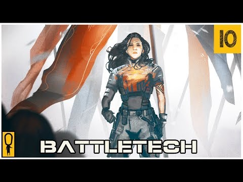 Liberation of Weldry (Main Mission) - Part 10 - Let's Play BattleTech Gameplay Walkthrough