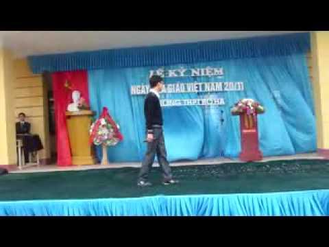Văn nghệ 20-11 trường THPT Bố Hạ