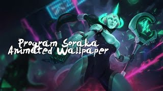 Program Soraka - Fan Animated Splash
