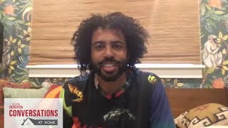 Conversations at Home with Daveed Diggs of SNOWPIERCER