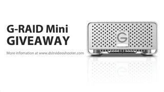 G-RAID Mini Hard Drive Giveaway!