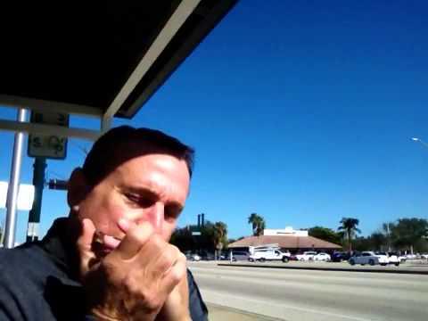Jeffyboyblues - bus stop blues