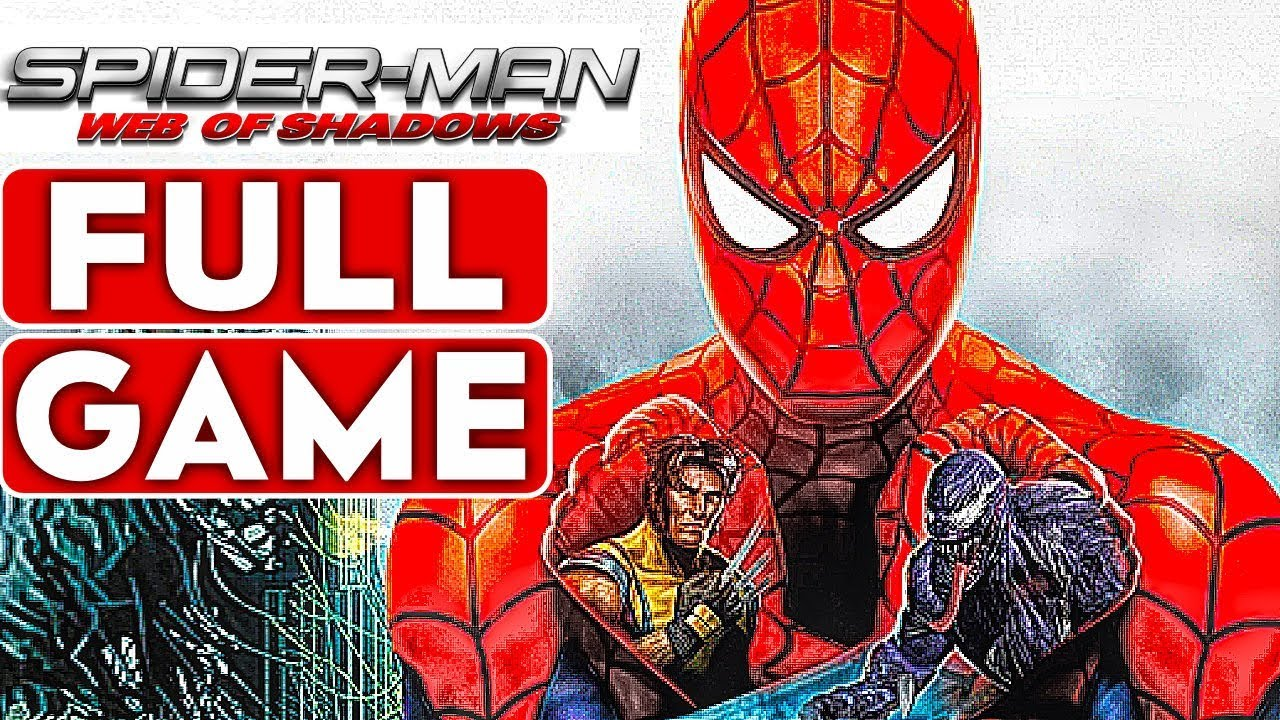 Spidey web bang play versions of your favorite games