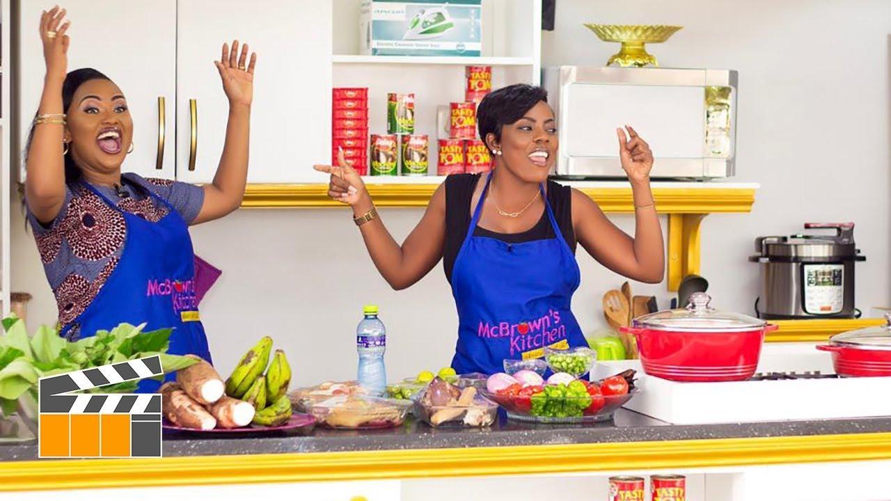 McBrown's Kitchen with Nana Aba Anamoah   SE04 EP13