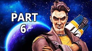 Borderlands: The Pre-Sequel Walkthrough Part 6 - Jack (PC 1080p Gameplay)