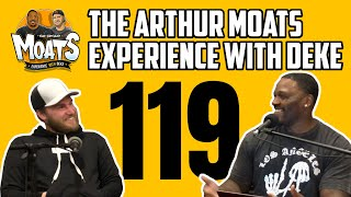 The Arthur Moats Experience With Deke: Ep. 119 (Pittsburgh Steelers vs Tennessee Titans Game Recap)