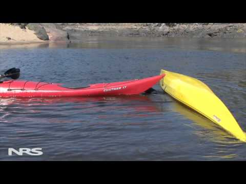 How To: Do a Kayak T-Rescue