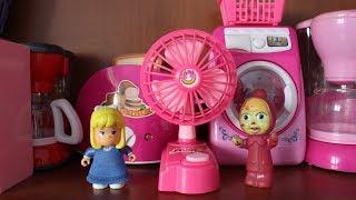 Masha Ve Clara Oyuncak Odasını Düzenliyor Maşa İle Koca Ayı Yeni Bölüm