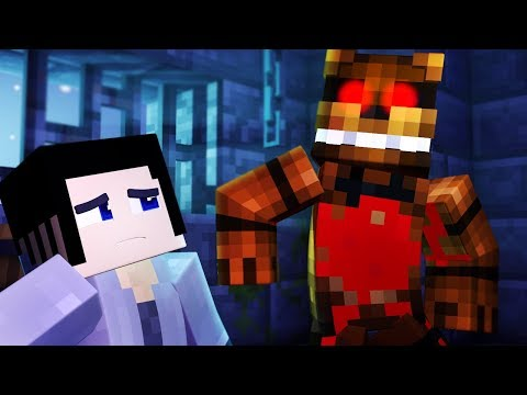 Minecraft Five Nights At Freddy's - FREDDY.EXE THE KILLER! | Minecraft Scary Roleplay