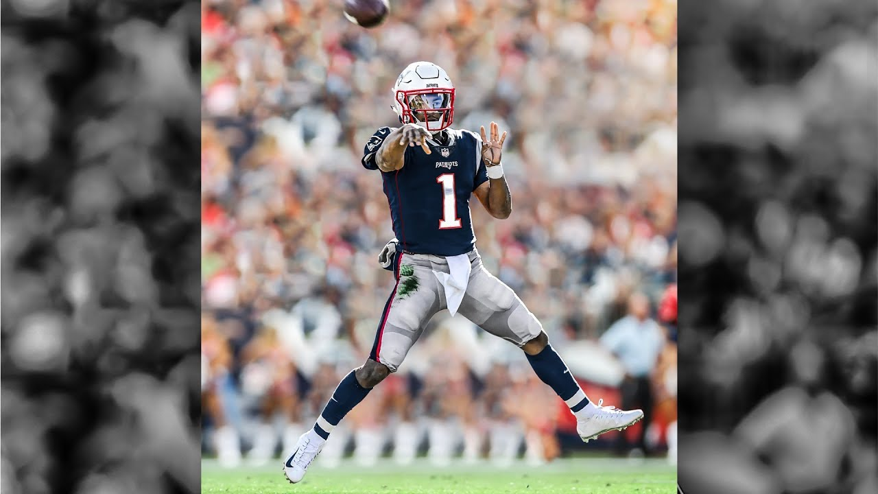 promo code fc51f 4ac64 Jersey Swap: Kyler Murray to the Patriots
