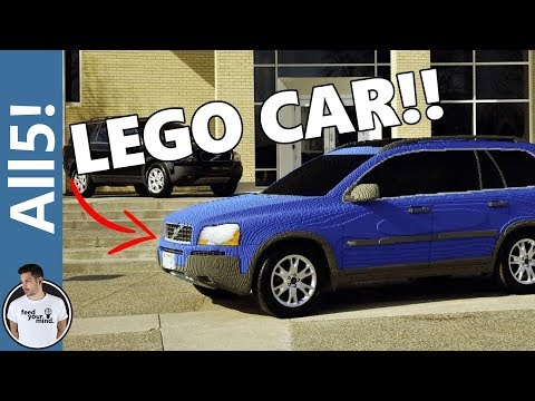 Thumbnail: 5 Most Incredible Lego Creations!