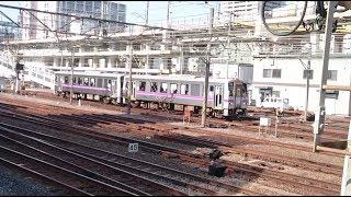 ⚠JR西日本 キハ120系2両編成 広島〜矢賀