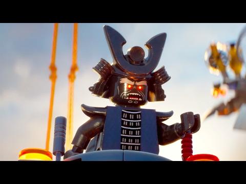 Лего Фильм: Ниндзяго — Русский трейлер (2017)