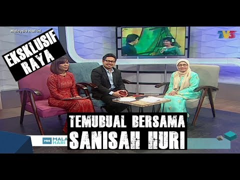 Temubual Eksklusif bersama Sanisah Huri (Live 2018)