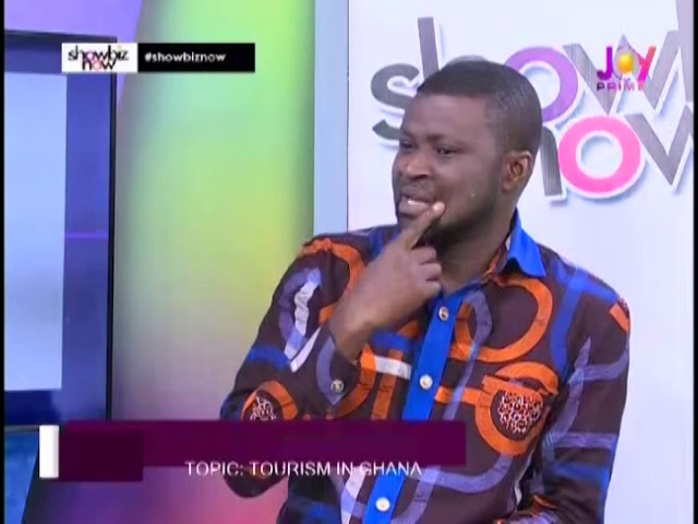 Showbiz Now on JoyPrime C (19-9-18)