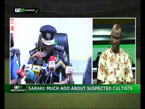 TVC Breakfast  18th May 2018 | Saraki: Much Ado About Suspected Cultists