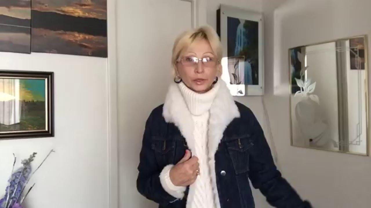 LamodaTV #26 Как и с чем носить джинсовую куртку? - YouTube