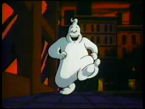 The Real Ghostbusters Promo