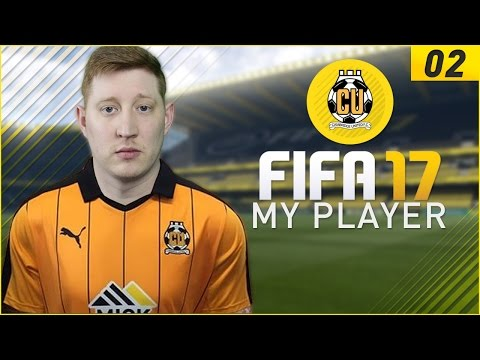 FIFA 17 | My Player Career Mode Ep2 - MAN OF THE MATCH PERFORMANCE!!