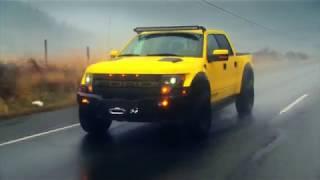 Топ Гир (Top Gear) - Ford F150 vs Chevrolet Silverado (часть 4)