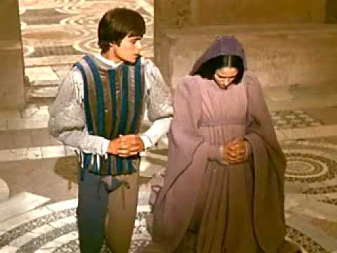 Romeo and Juliet 1968   Chapel Of Love   YouTube
