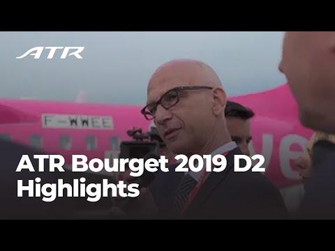 ATR Bourget 2019 D2 - Highlights