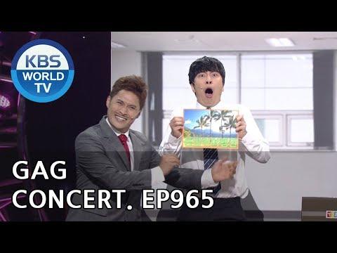 Gag Concert | 개그콘서트 [ENG/2018.09.22]