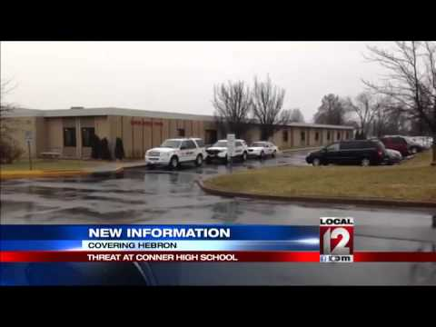 Boone Co. deputies investigate Conner threats - YouTube
