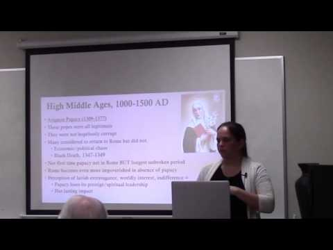 Church History - High Middle and Baroque Age