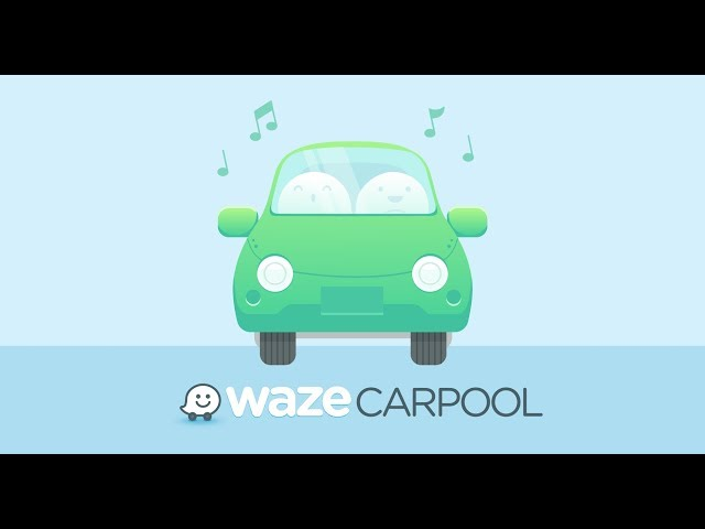 Waze Brings Its Carpool Service To San Francisco In Limited Invite