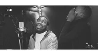 """Exaucé dans ozali lobiko na ngai en feat avec le fr Emmanuel Musongo live worship mon cœur t""""adore"""