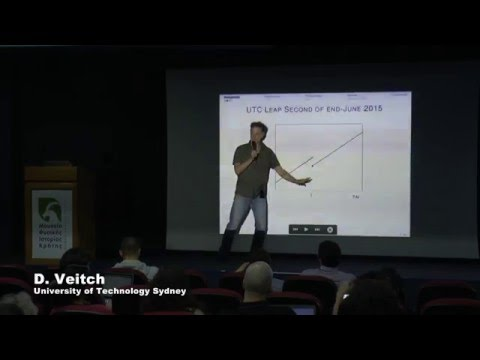 Darryl Veitch - Network Timing and the 2015 Leap Second