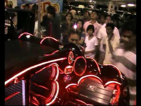 first sound มาประกวดรถแต่ง แข่งขันเครื่องเสียง thailand surround 2011 big c ราชบุรี by big father
