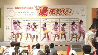 20150726 ニイガタパフォーマンススクール(N.P.S) 川内自動車夏まつり-1