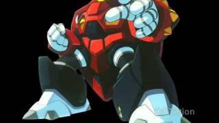 Mega Man X6 OST  T06  Rainy Turtloid Stage Inami Temple