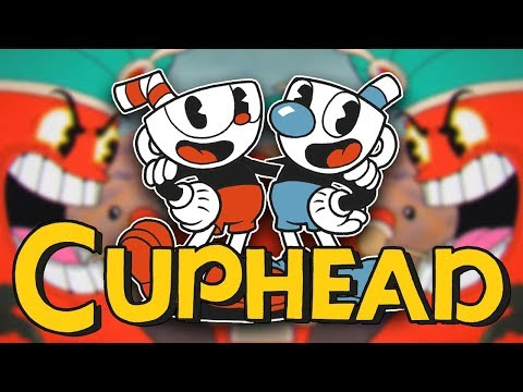 WE NEED TO STOP THIS WEIRD GENIE ASAP!!! -  [CupHead#3 - Live Stream]