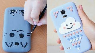 Sıfırdan Telefon Kılıfı Yapımı! | DIY Kawaii Phone Case