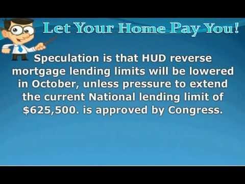 HUD Reverse Mortgage Lending Limits