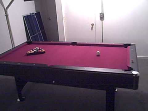 Pool Table Apartment In Wrigleyville Youtube